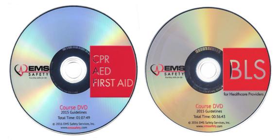 G2015 DVDs
