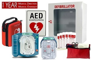Live AED Packages
