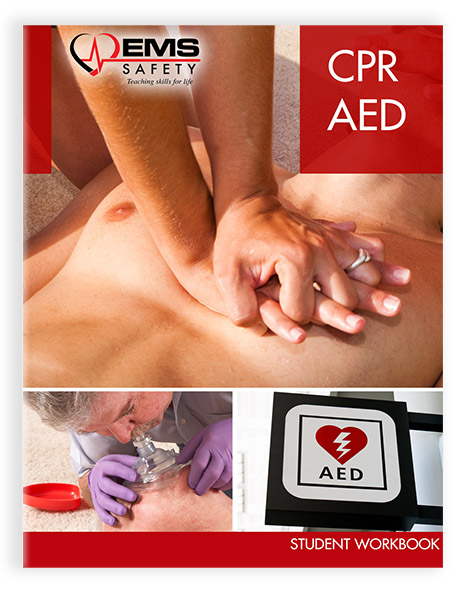 CPR and AED student workbook