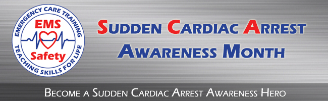 SCA Awareness Header - Sudden Cardiac Arrest Awareness