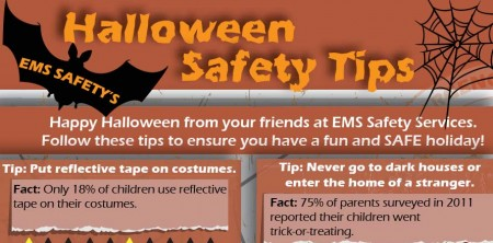 Halloween Safety Tips - EMS Safety Services