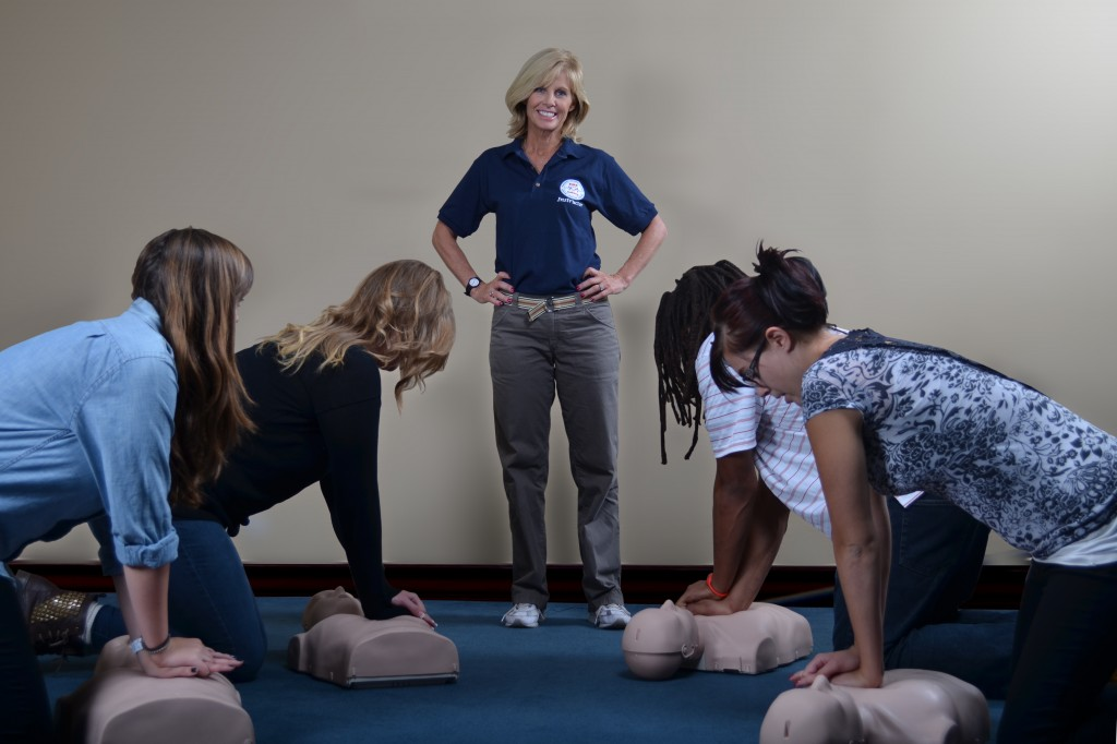 cpr training aid aed care course certification during employees corporate hands emssafetyservices