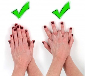 Right Hand Position for Compressions