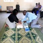Uganda CPR AED Training 2