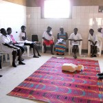 Uganda CPR AED Training 6