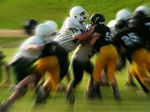Recognizing a Concussion Football