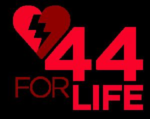 44 for life logo_EMS Safety