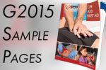Sample 2015 CPR Guideline Pages