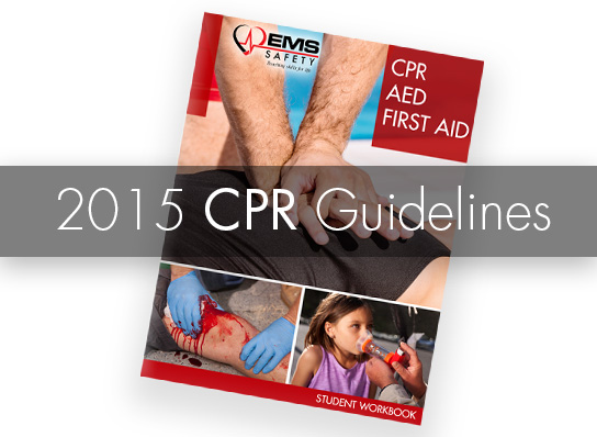 2015 CPR Guidelines