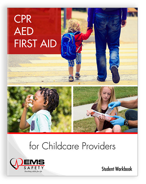 CPR AED and First Aid Childcare Providers Workbook