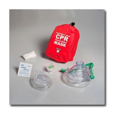 CPR Masks Soft Shell