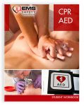 CPR and AED Certification course