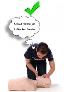 Right CPR training
