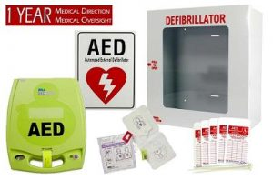 AED Safety Packages