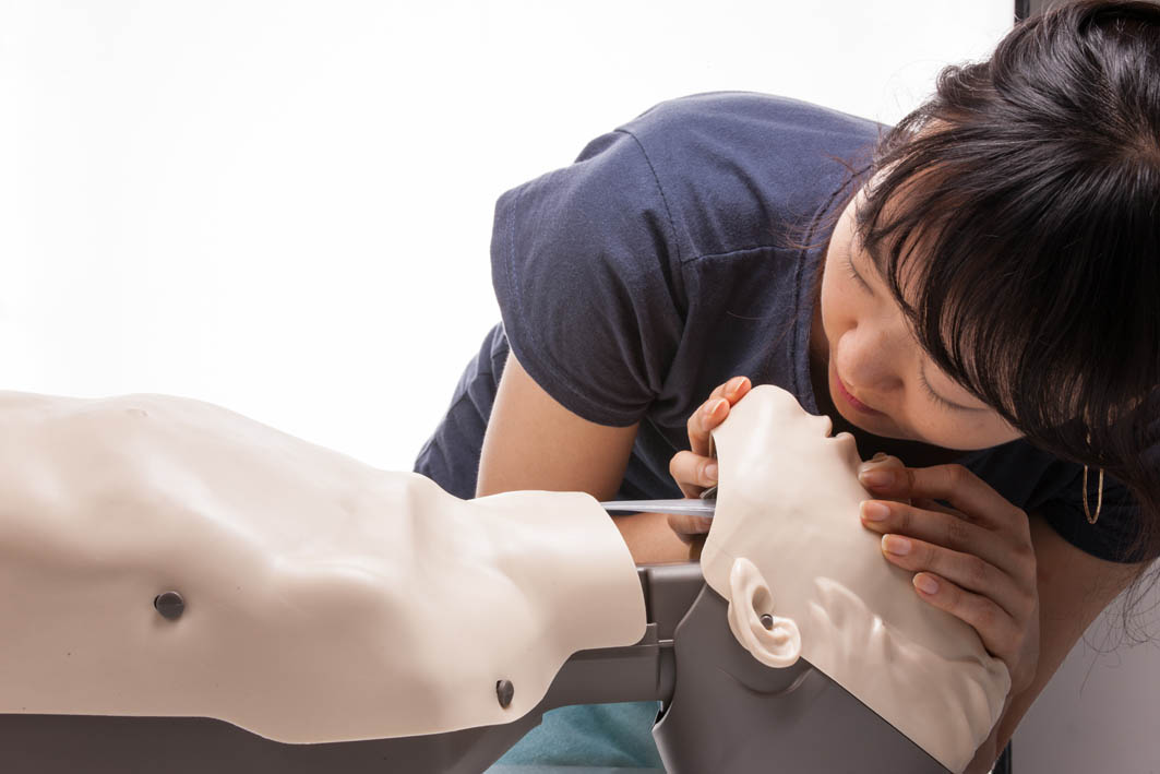 CPR Manikin Features