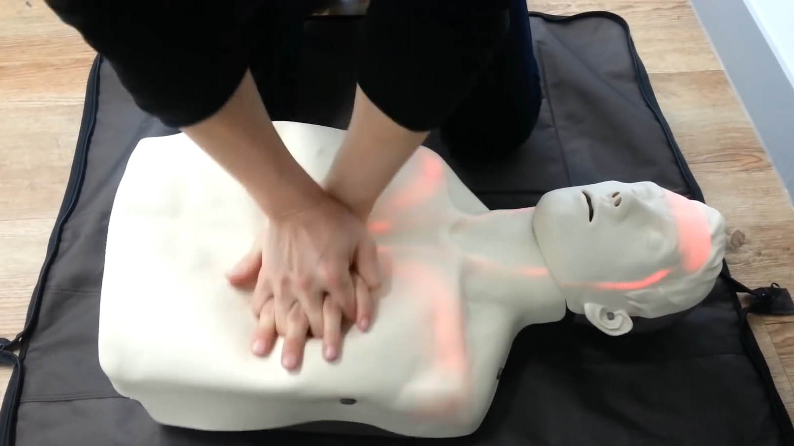 CPR Quality Indicating Lights