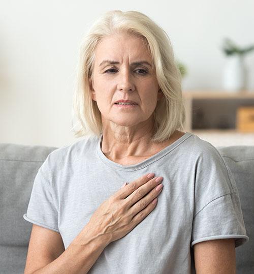 Heart Disease: Men versus Women - Symptoms