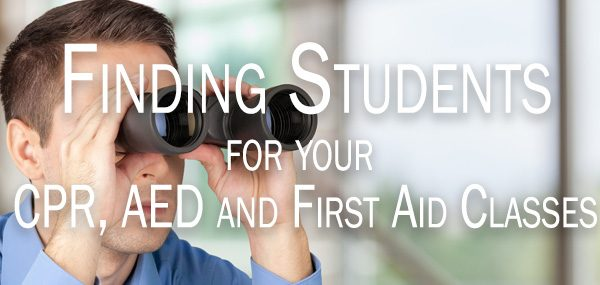 Finding Students Blog Header