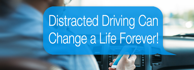 Distracted Driving header