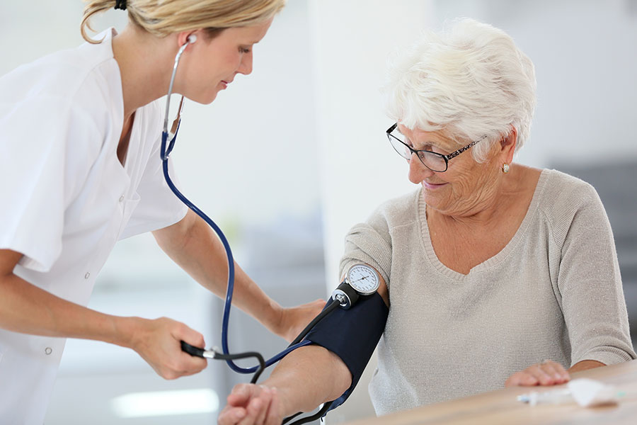 Blood Pressure - Stroke Prevention for Women