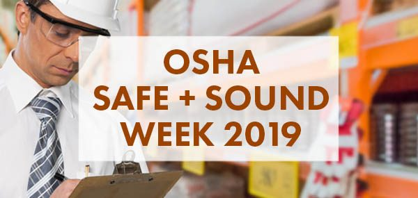 OSHA Safe Sound Week