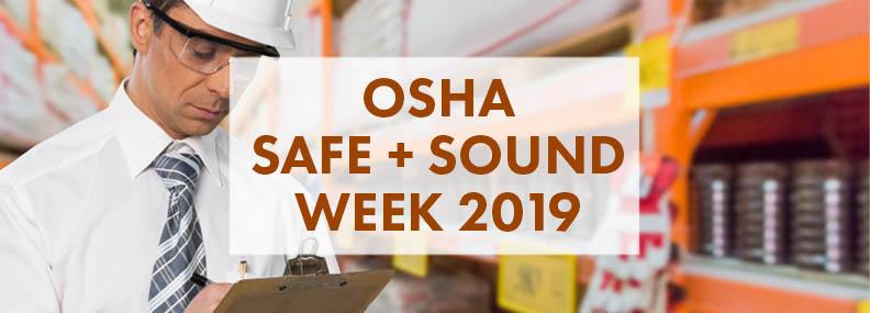 OSHA Safe Sound Week