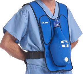 Anti-choking Trainer Vest