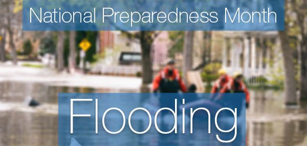National Preparedness Month - Flooding
