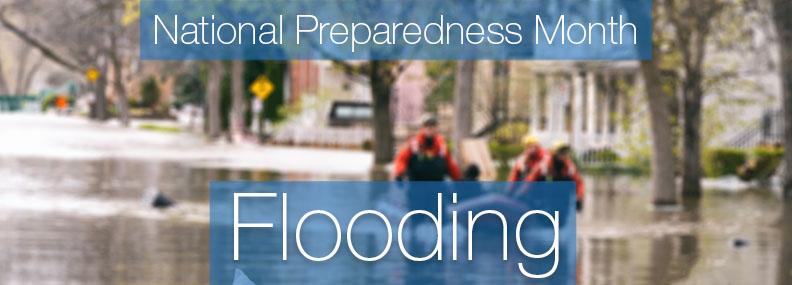 National Preparedness Month - Flooding