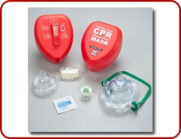 Adult CPR Masks