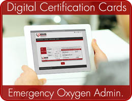 Oxygen Administration Certification