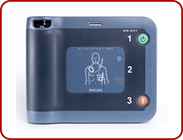Philips-AED-Unit