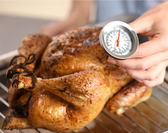 Cook Your Turkey Safely