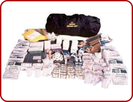 Trauma First Aid Kits