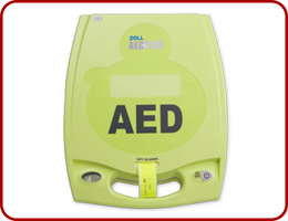 Zoll-AED-Unit