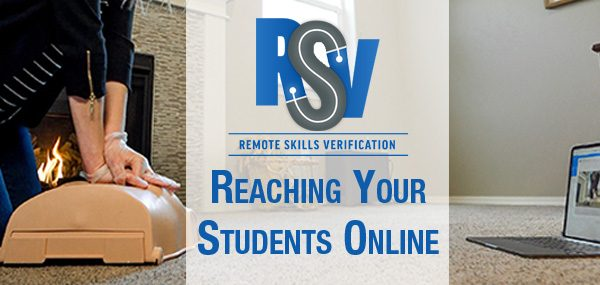 Online CPR Skills verification