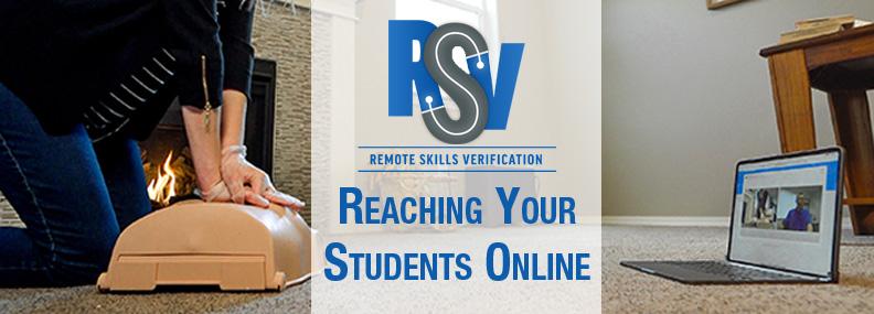 Online CPR Skills verification