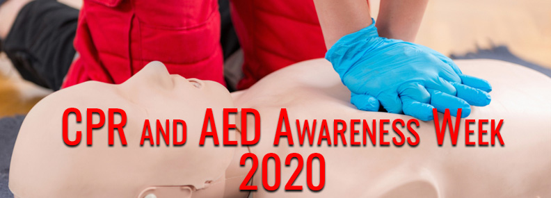 CPR and AED Awareness week