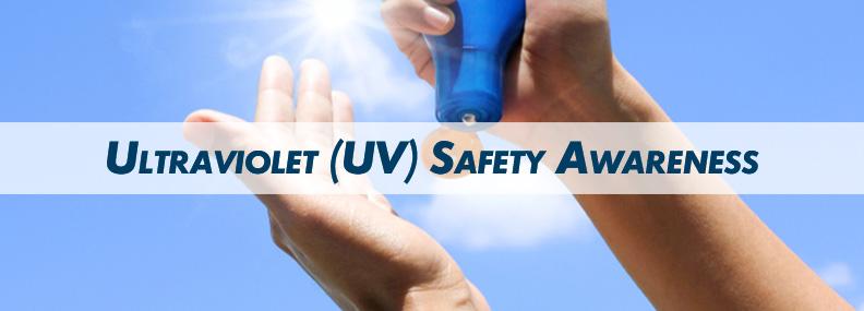 Ultraviolet safety awareness