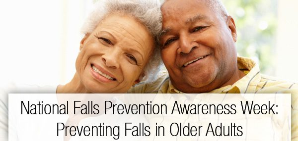 Preventing Falls in Older Adults Tips