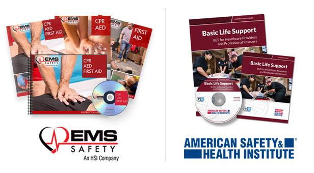 EMS Safety CORE + ASHI BLS