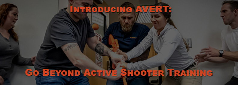 Active Violence Emergency Response Training (AVERT)