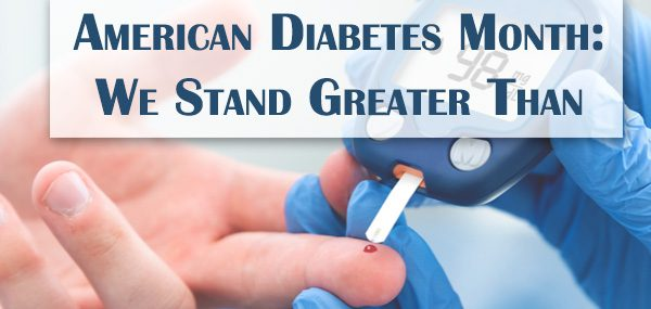 American Diabetes Month Campaign