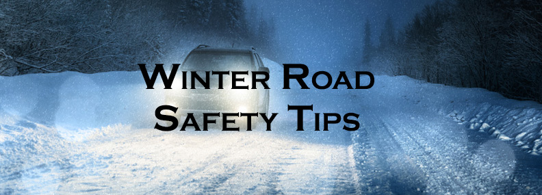 Winter Road Safety Tips