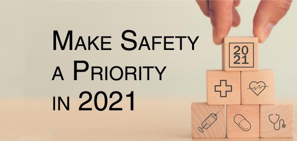 Safety a Priority